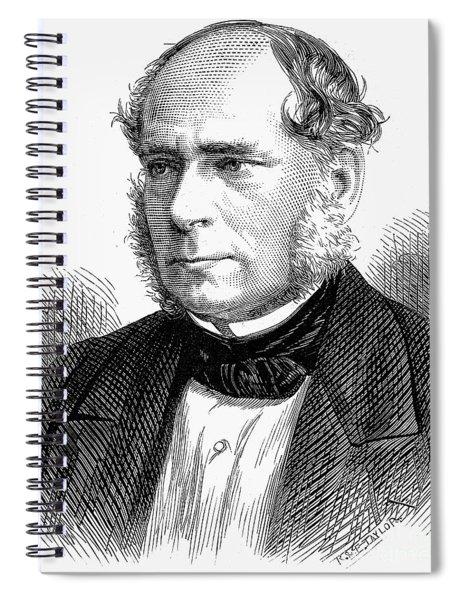 Henry Bessemer (1813-1898) Spiral Notebook