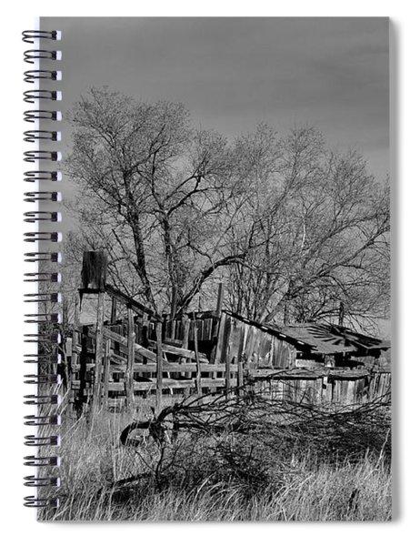 High Plains Wind Spiral Notebook