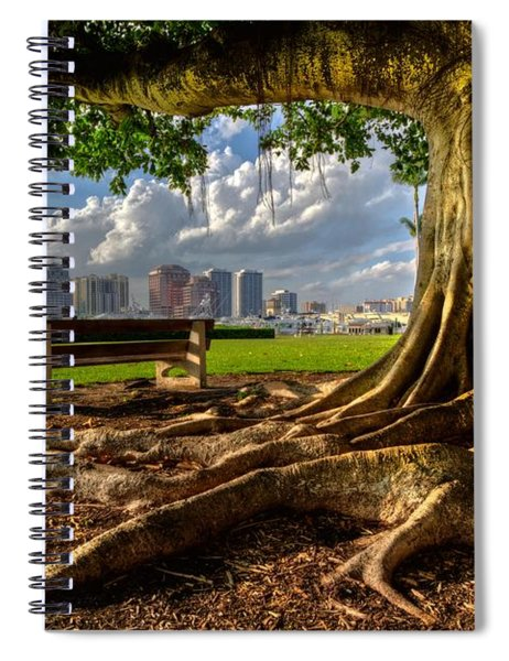 Hobbit Eyeview Spiral Notebook