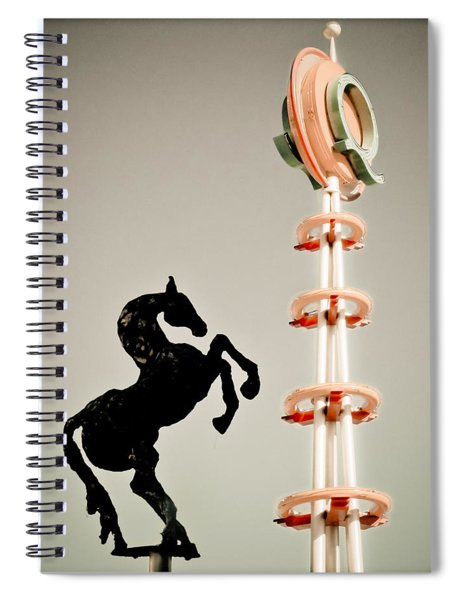 How The West Was Won Spiral Notebook