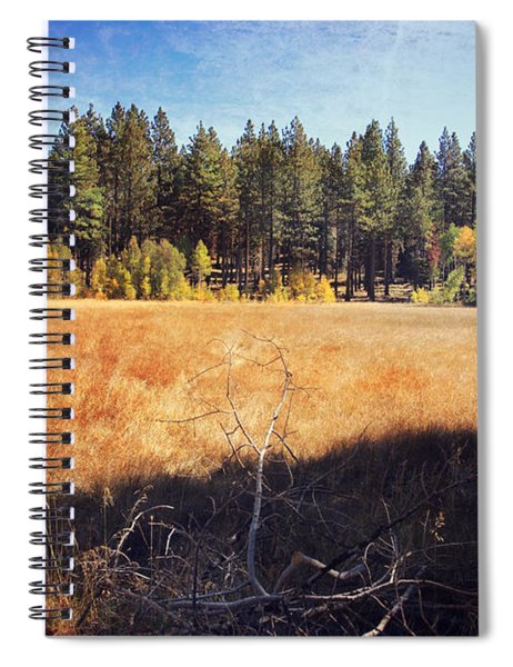 I Roam Spiral Notebook