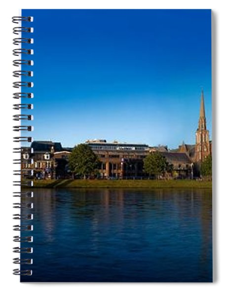 Inverness Waterfront Spiral Notebook