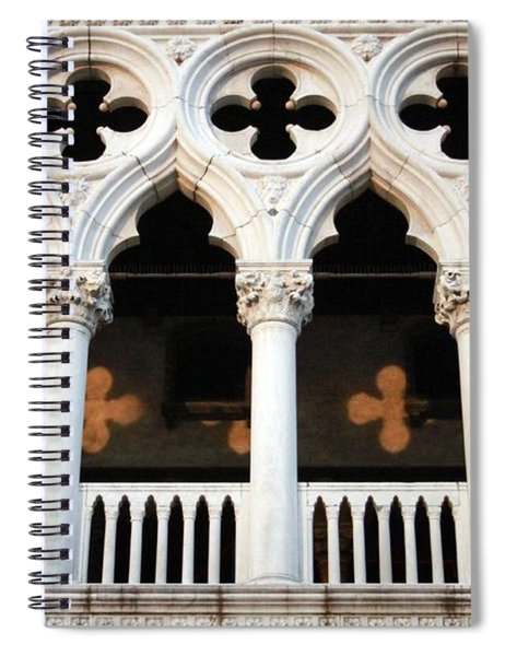Italian Arches Spiral Notebook