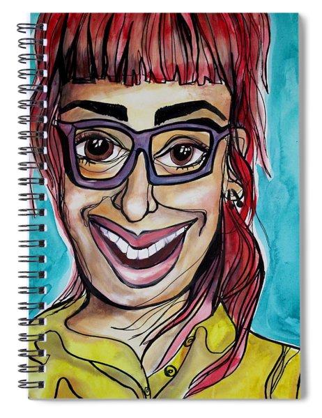 Joana Spiral Notebook