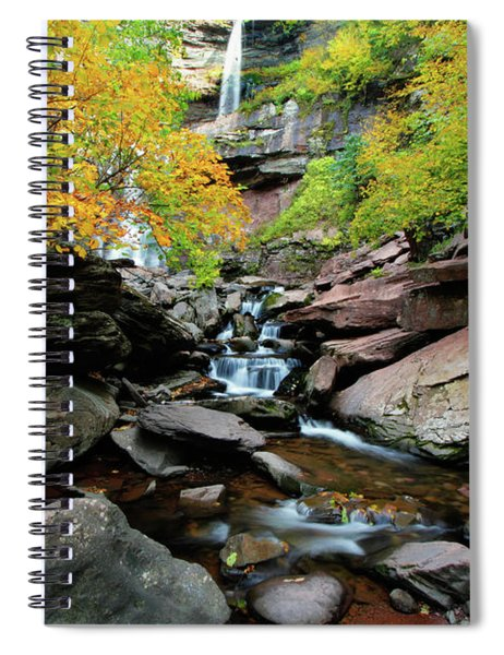 Kaaterskill Fall Spiral Notebook