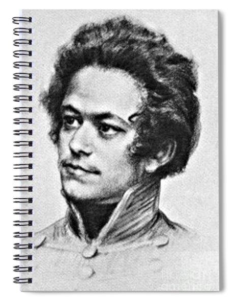 Karl Heinrich Marx, German Polymath Spiral Notebook