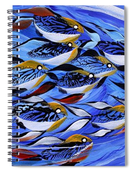 Keep It Together Spiral Notebook