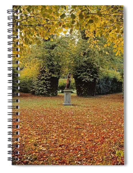 Killruddery House And Gardens, Bray, Co Spiral Notebook