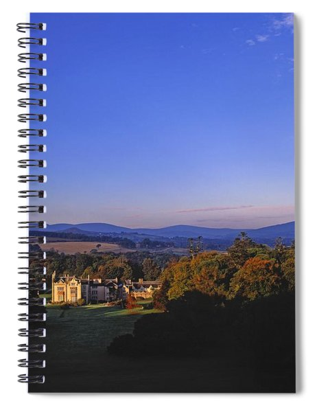 Kilruddery Demesne, From The Rockery Spiral Notebook