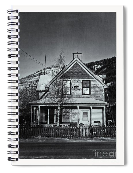 King Street Spiral Notebook