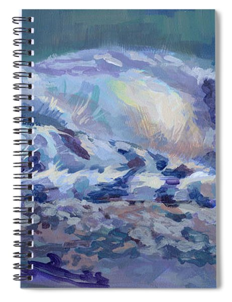 Kittyscape Spiral Notebook