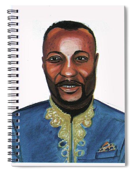 Koffi Olomide Spiral Notebook