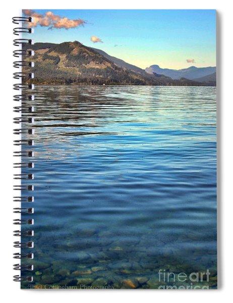 Lake Cowichan Bc Spiral Notebook