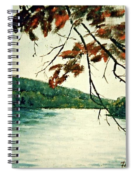 Lake Hope Ohio Spiral Notebook