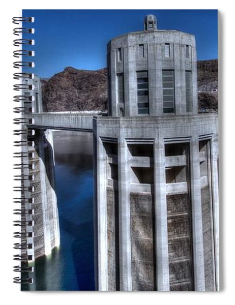 Lake Mead Hoover Dam Spiral Notebook