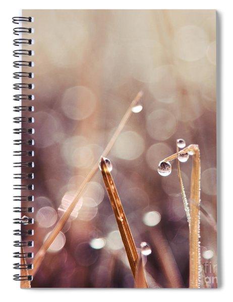 Le Reveil - S04d2 Spiral Notebook