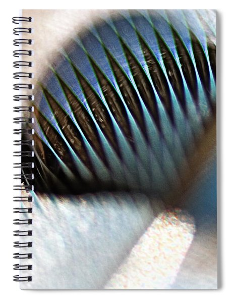 Light As A Feather Spiral Notebook