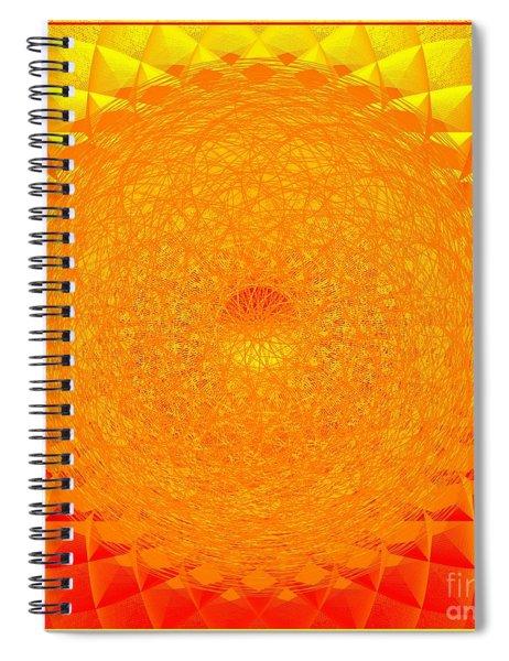 Litha 2012 Spiral Notebook