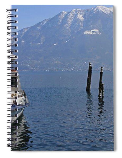Locarno Spiral Notebook