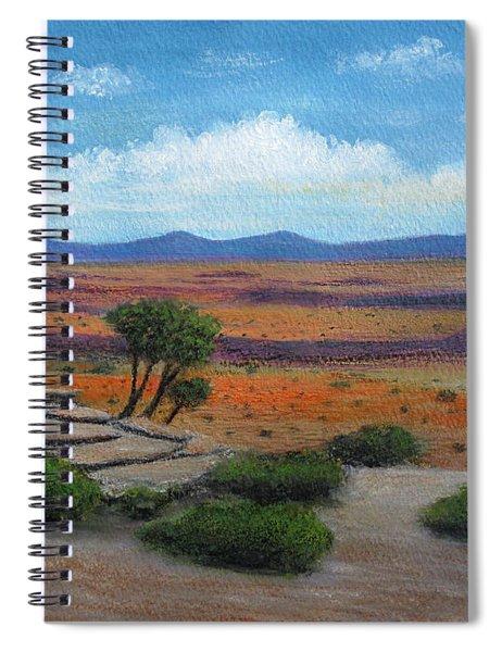 Longview Spiral Notebook