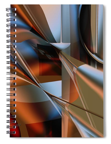 Lordlike Spiral Notebook