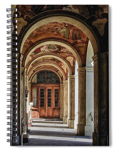Loreto Walk Spiral Notebook