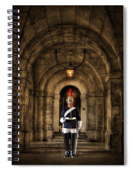 Loyal Royal Spiral Notebook