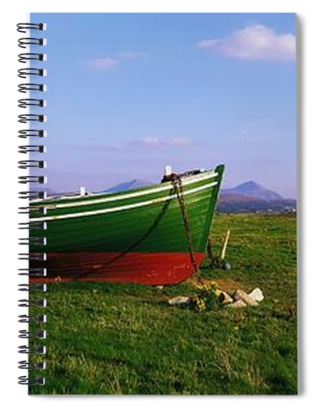 Magheraroarty, Co Donegal, Ireland Spiral Notebook