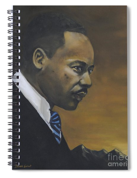 Martin Luther King Jr - From The Mountaintop Spiral Notebook