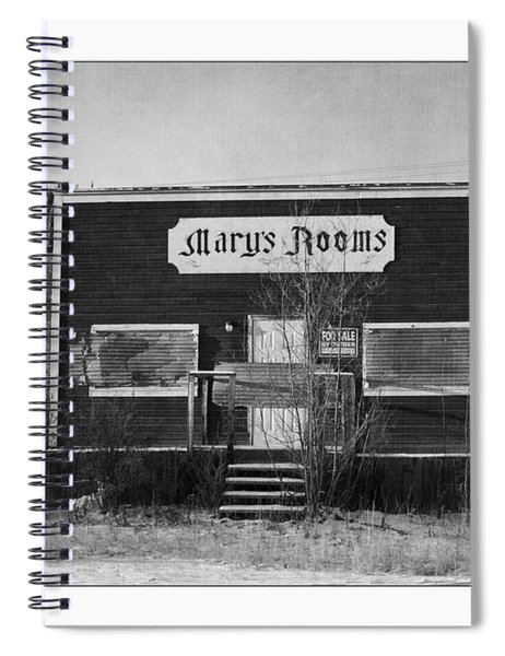 Mary's Rooms Spiral Notebook