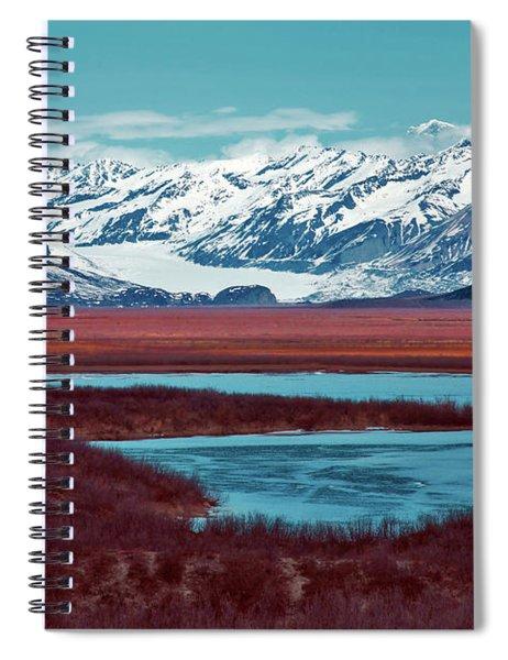 Mclaren Glacier Spiral Notebook