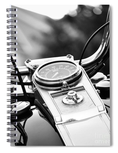 Miles To Go Before I Sleep Spiral Notebook