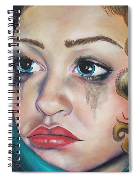 Mindless Spiral Notebook