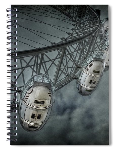 More Then Meets The Eye Spiral Notebook