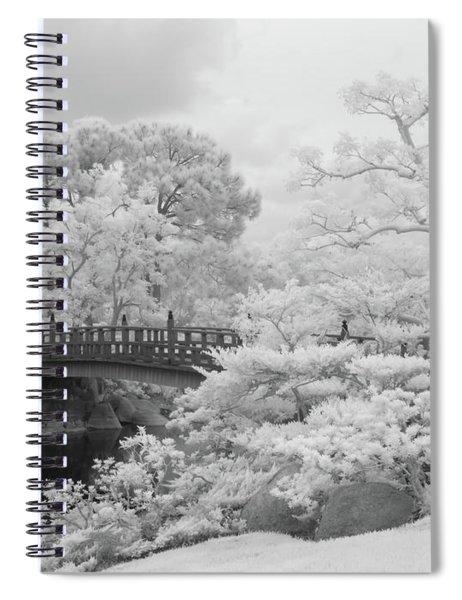 Morikami Japanese Gardens Spiral Notebook