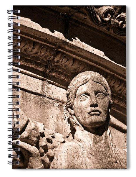 San Francisco, California - Muse Spiral Notebook