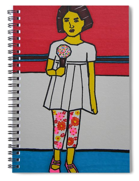 My Ice Cream  Spiral Notebook
