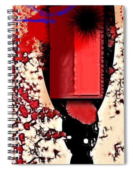 My Thoughts Hurt Spiral Notebook