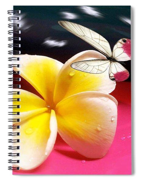 Nature In Orbit Spiral Notebook