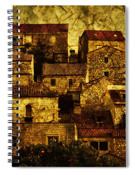 Neighbourhood Spiral Notebook
