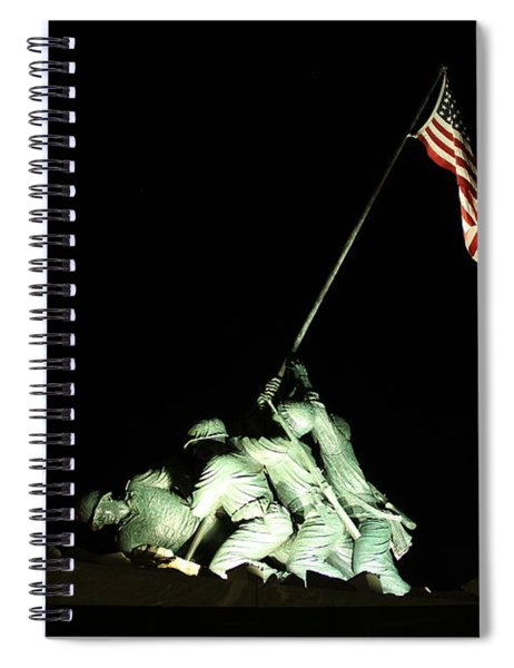 Never Forget Them Spiral Notebook