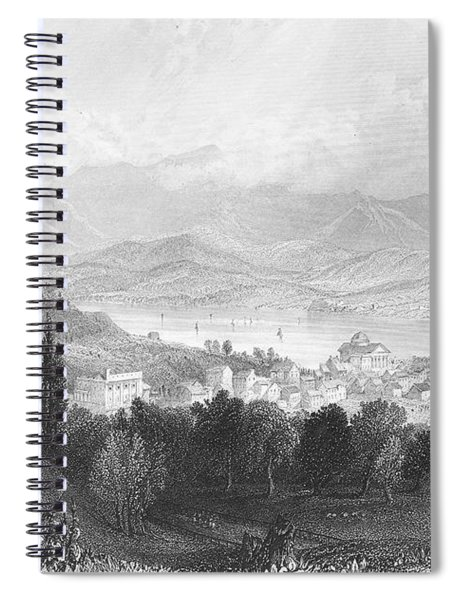 New York: Catskills, 1839 Spiral Notebook
