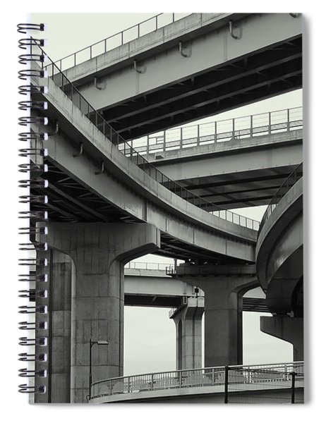 Nippon Super Expressway -- Kansai Japan Spiral Notebook
