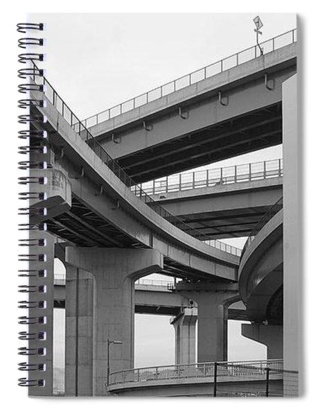 Nippon Super Expressway No. 2 Spiral Notebook