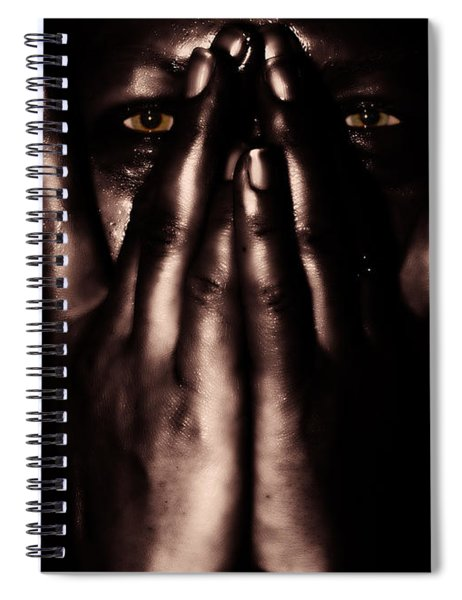 Not My Dark Soul.. Spiral Notebook