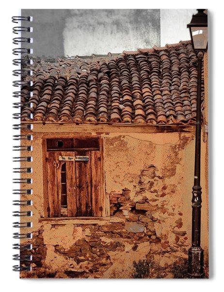 Thessaloniki, Greece - Old House Spiral Notebook