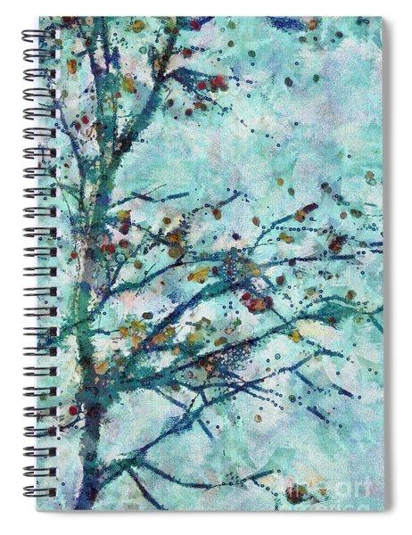 Parsi-parla - D13bt04t Spiral Notebook