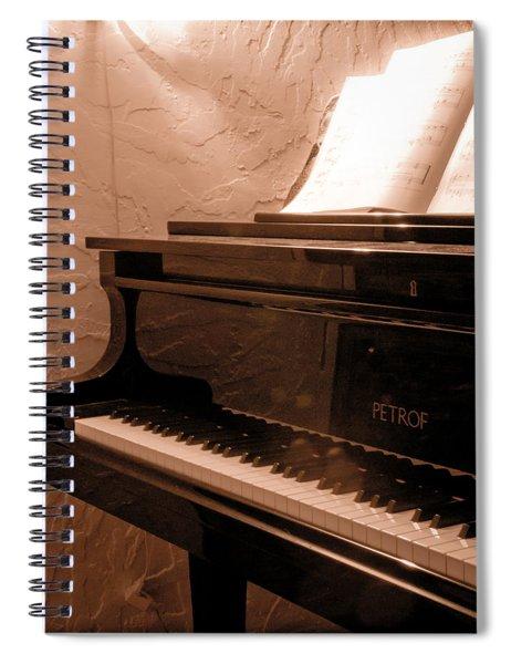 Petrof Spiral Notebook