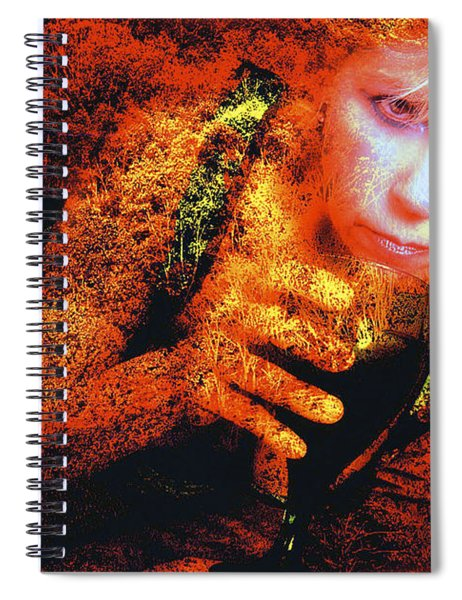 Picnic In The Forest Spiral Notebook