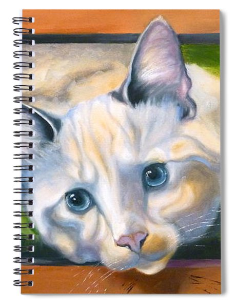 Picture Purrfect Spiral Notebook